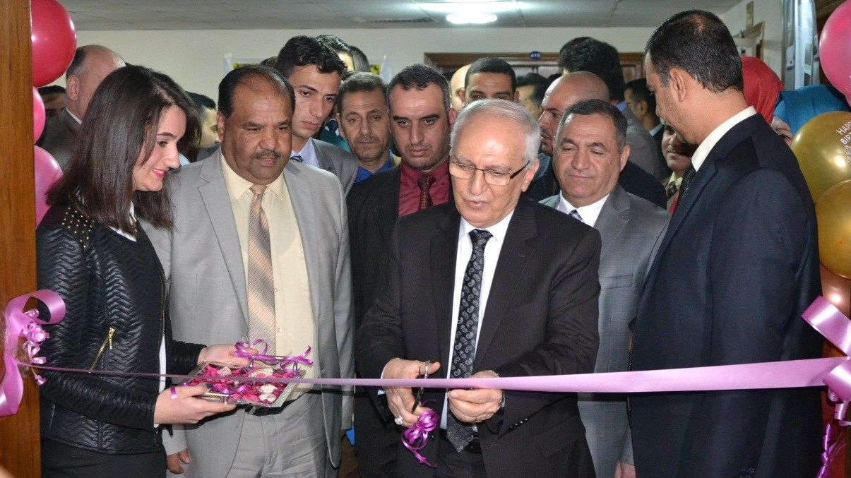 Roycan has installed its first Language Lab in Iraq.