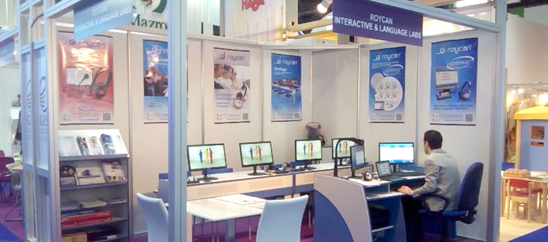 Roycan is attending <strong>GESS 2015</strong>, the most important education fair in the Middle East.