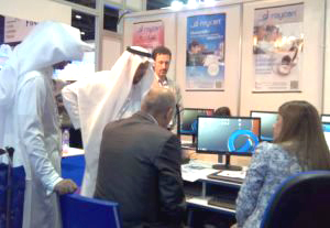 Roycan is attending GESS 2015, the most important education fair in the Middle East.