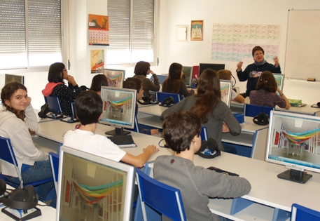 Schools equipped with Roycan, within the best ones in Spain.